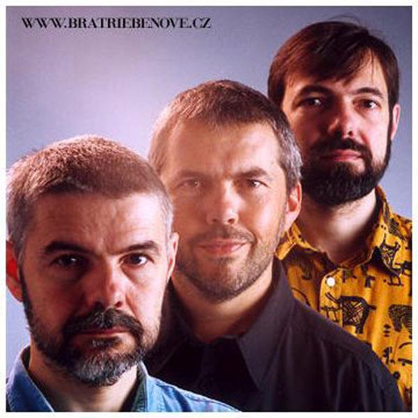 Bratři Ebenové s kapelou