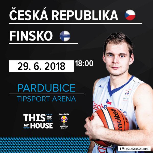 Česká republika - Finsko