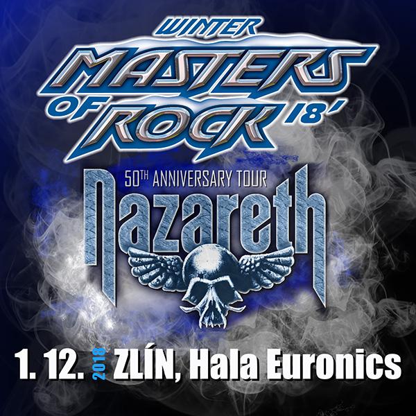 ZIMNÍ MASTERS OF ROCK 2018