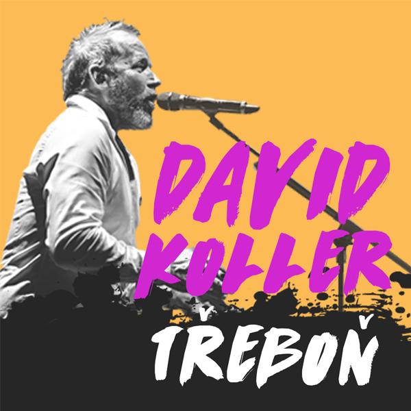 David Koller v Třeboni