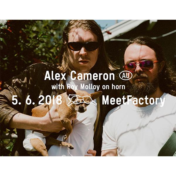 ALEX CAMERON (AU)