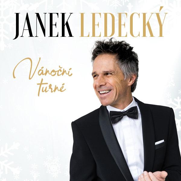 Janek Ledecký - Vánoční turné 2018