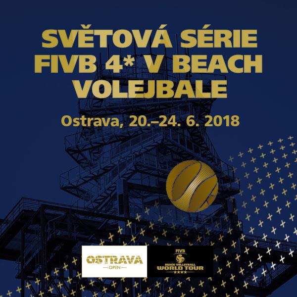 Ostrava Beach Open 2018