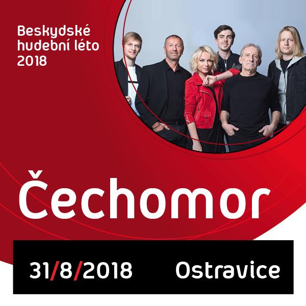 ČECHOMOR & předkapela Jitka Šuranská Trio