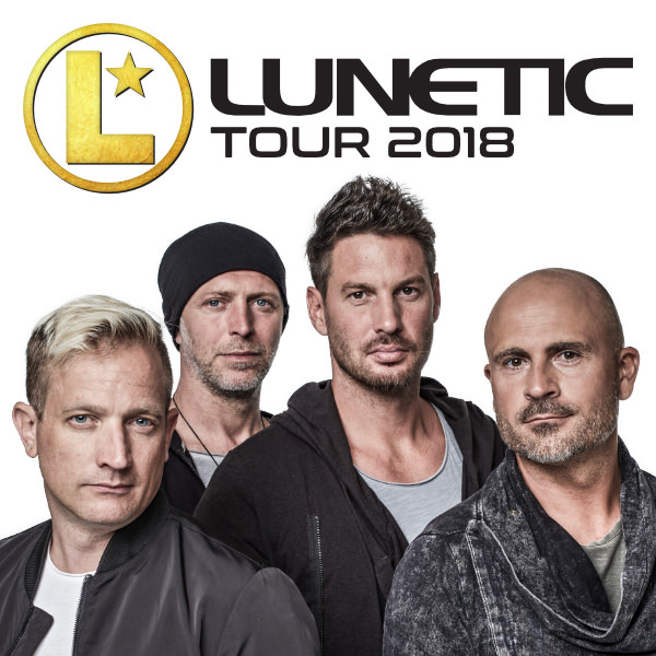 LUNETIC TOUR 20 LET