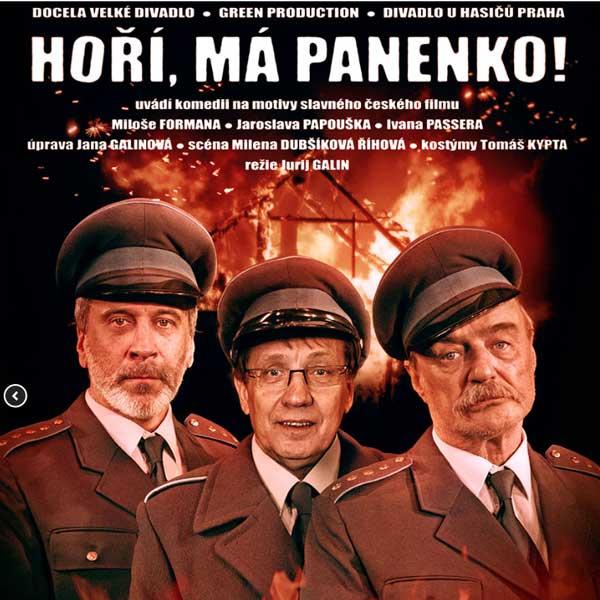 Hoří, Má Panenko! /LSH 2018
