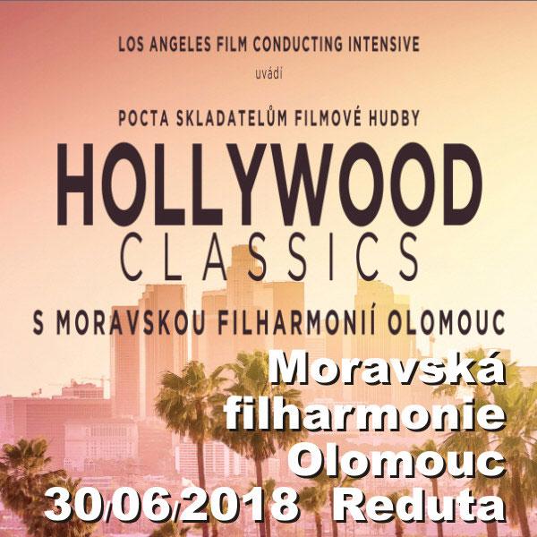 HOLLYWOOD CLASSICS, Moravská filharmonie Olomouc