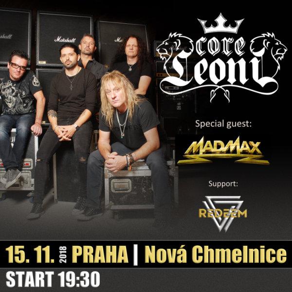 CORELEONI TOUR 2018