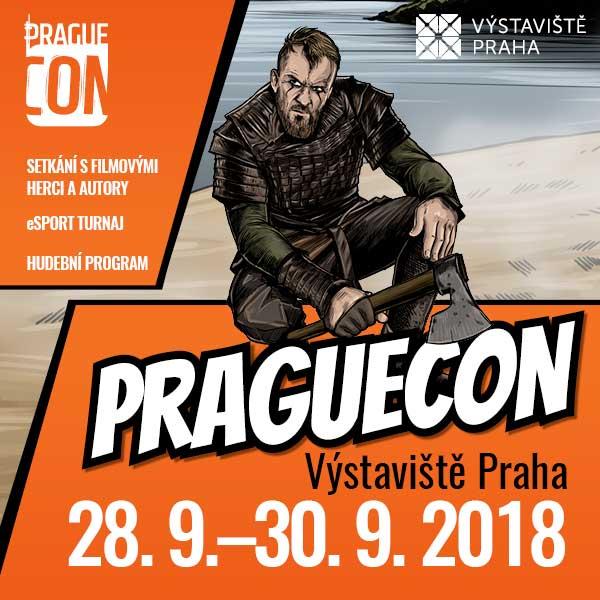 PRAGUECON 2018