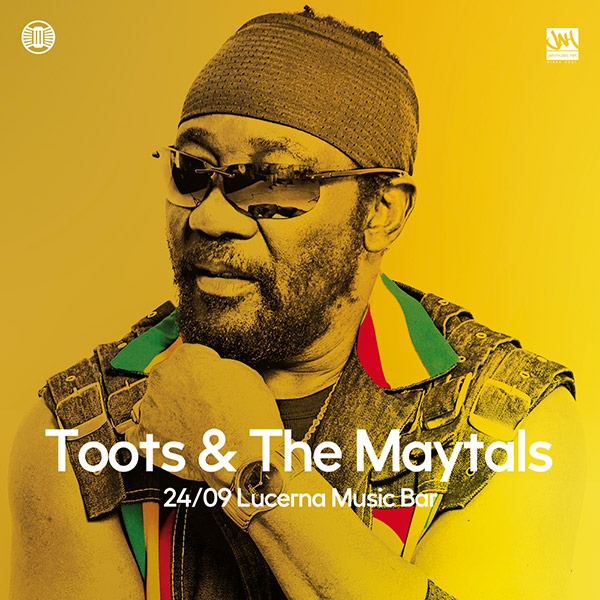 TOOTS & THE MAYTALS / JM
