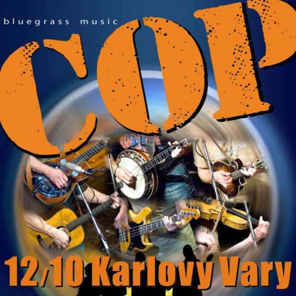 Cop: 40 let TOUR (host: Petr nebo Pavel)