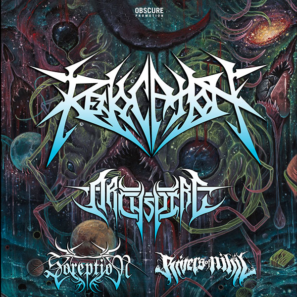 REVOCATION (US) + ARCHSPIRE (CA)