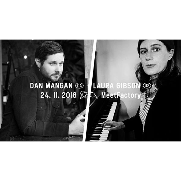 DAN MANGAN (CA) - LAURA GIBSON (US)