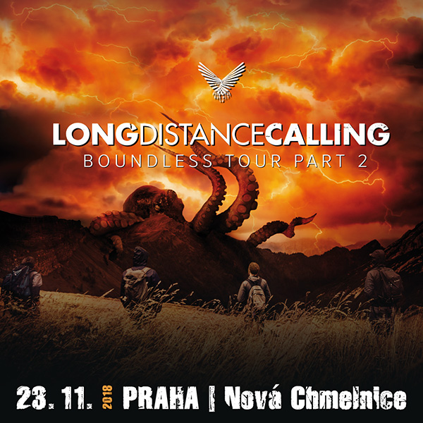 LONG DISTANCE CALLING (DE): BOUNDLESS TOUR PART 2