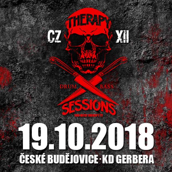 Therapy Sessions CZ - České Budějovice vol. XII