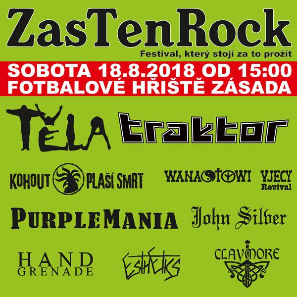 ZasTenRock 2018