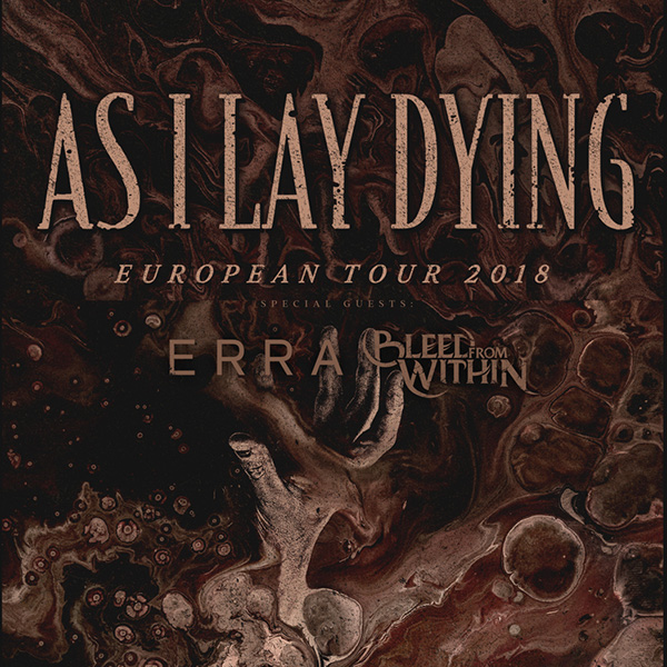 AS I LAY DYING (USA)