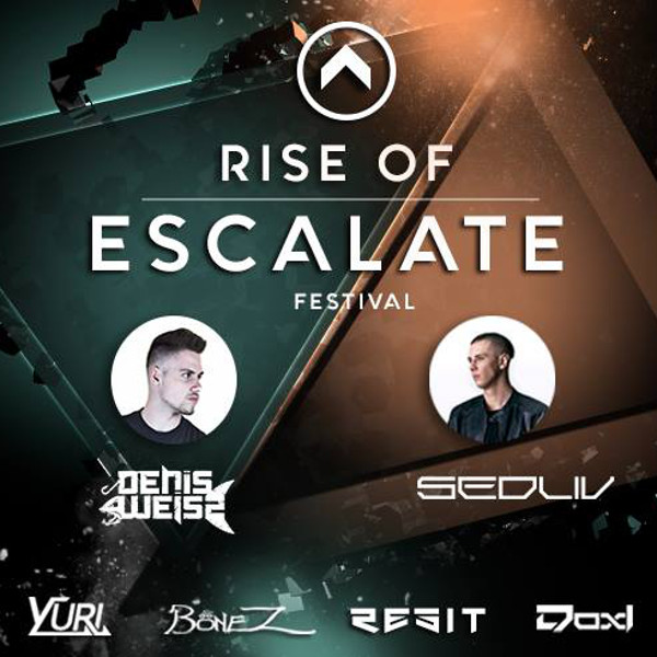 RISE OF ESCALATE FESTIVAL