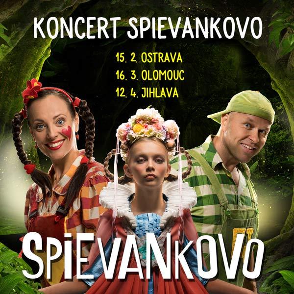 SPIEVANKOVO, hudebně-zábavná show pro děti