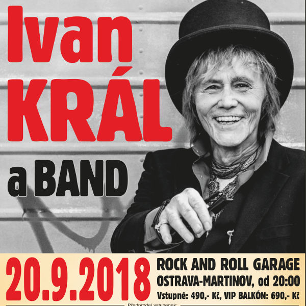 IVAN KRÁL AND BAND