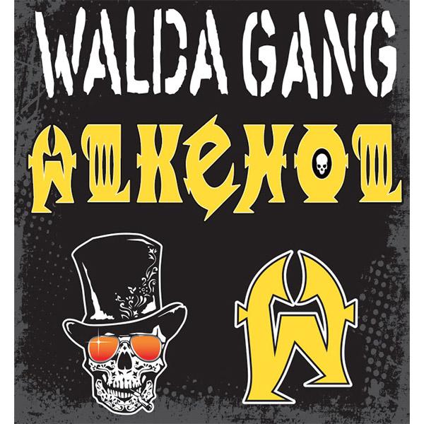 ALKEHOL & WALDA GANG TOUR 2018