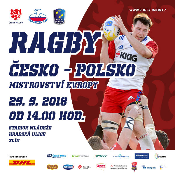 Ragby: Česká republika vs. Polsko