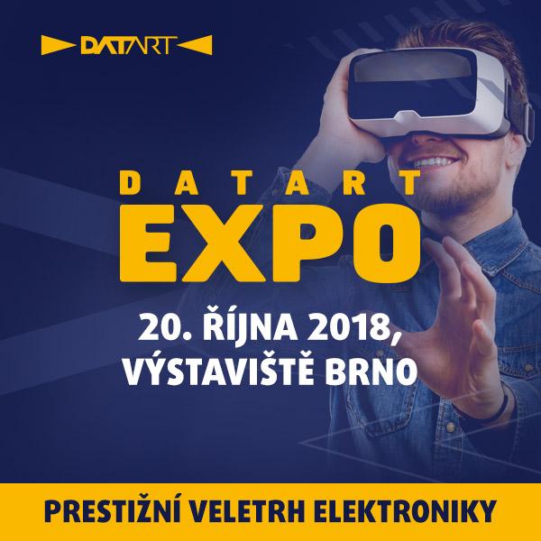 DATART EXPO, prestižní veletrh elektroniky