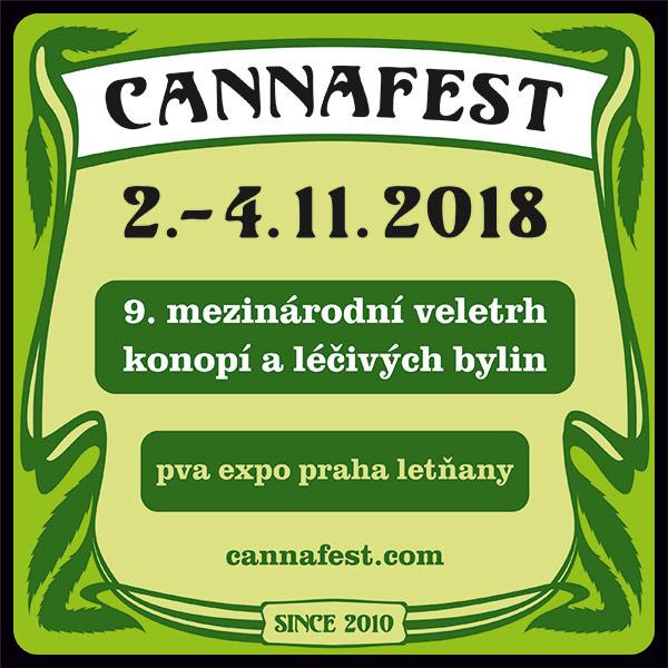 CANNAFEST PRAGUE 2018