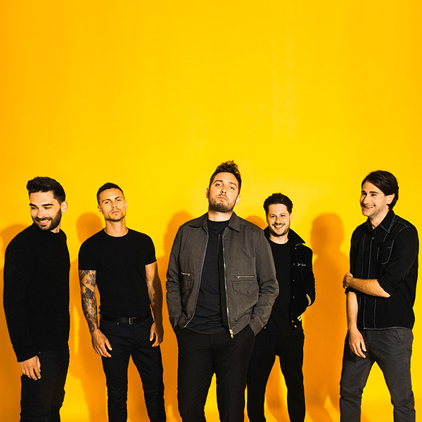 YOU ME AT SIX / UK