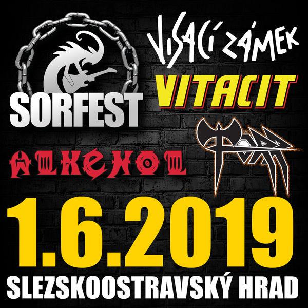 Slezskoostravský Rock-Fest 2019 Open Air