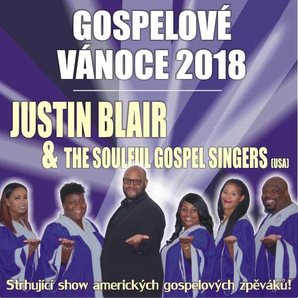 Gospelové Vánoce 2018
