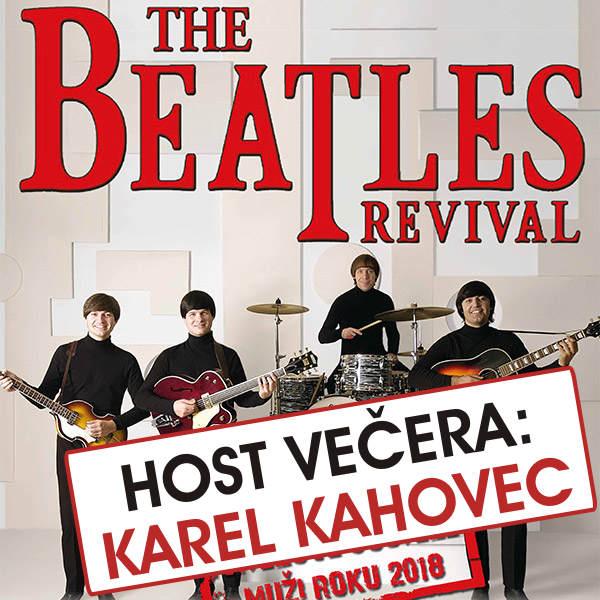 THE BEATLES REVIVAL: Vánoční koncert