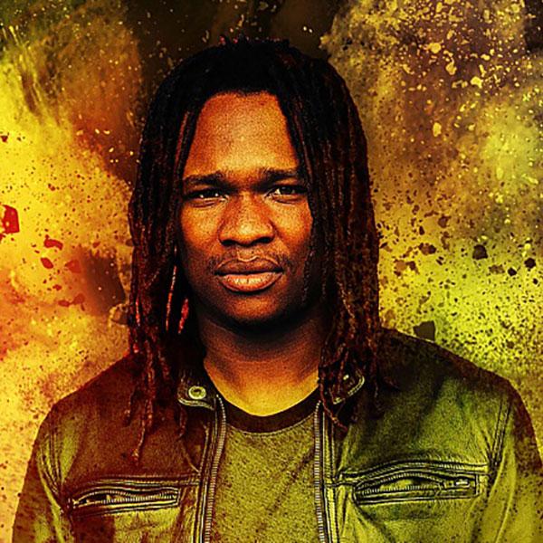 KUMAR (ex-Raging Fyah Lead Singer) / JM