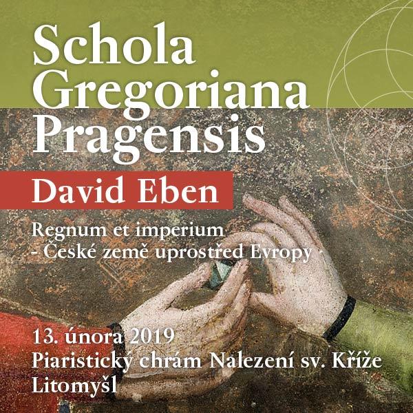 Schola Gregoriana Pragensis / David Eben