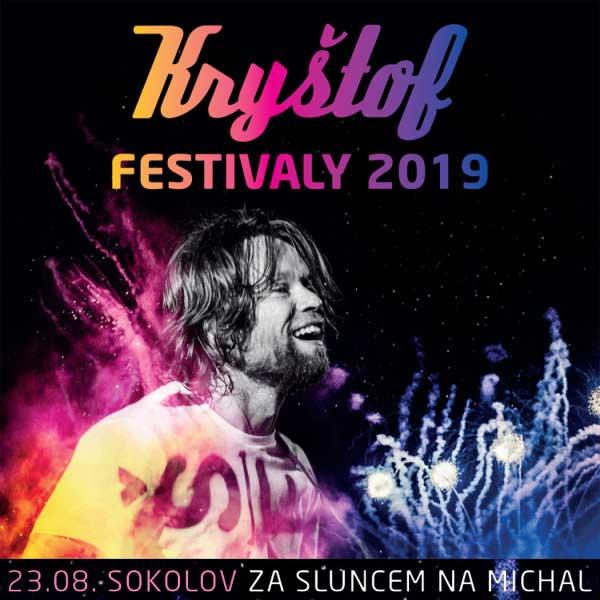 Kryštof festivaly 2019: ZA SLUNCEM NA MICHAL