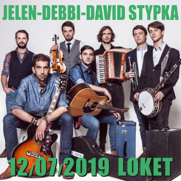 JELEN - DEBBI - DAVID STYPKA