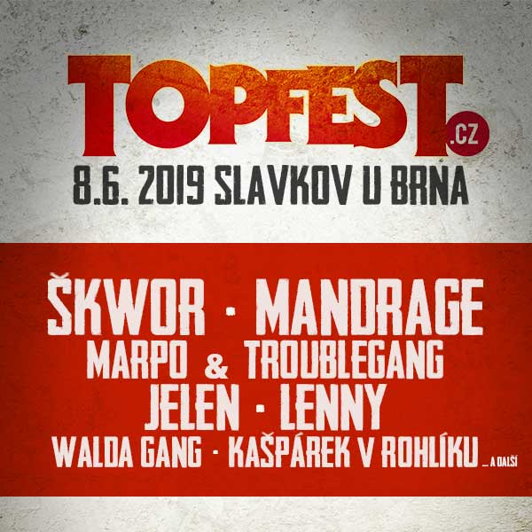 TOPFEST.CZ 2019