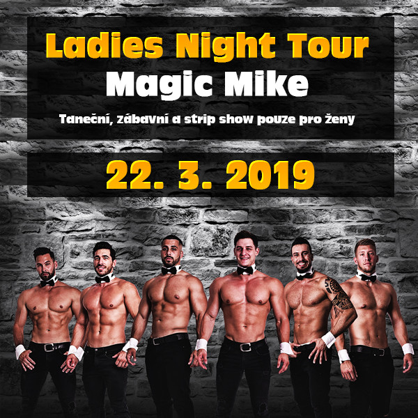 Ladies Night Tour Magic Mike