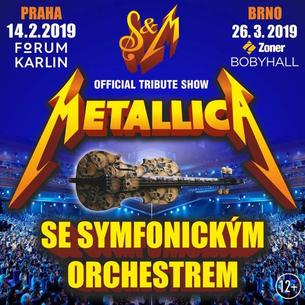 METALLICA S&M Tribute Show a symfonický orchestr