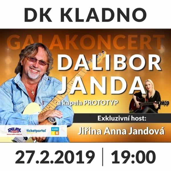 GALAKONCERT DALIBOR JANDA A KAPELA PROTOTYP 2019