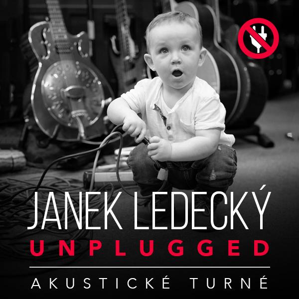 JANEK LEDECKÝ - Akustické turné 2019