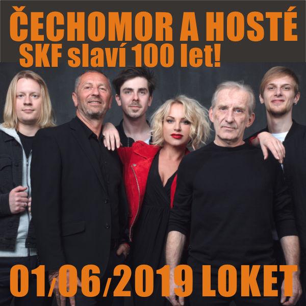 SKF slaví 100 let: ČECHOMOR A HOSTÉ