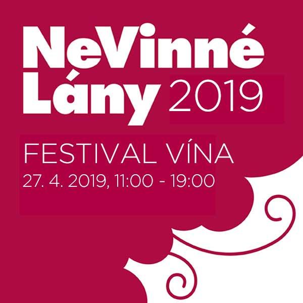 Festival vína (Ne)vinné Lány 2019