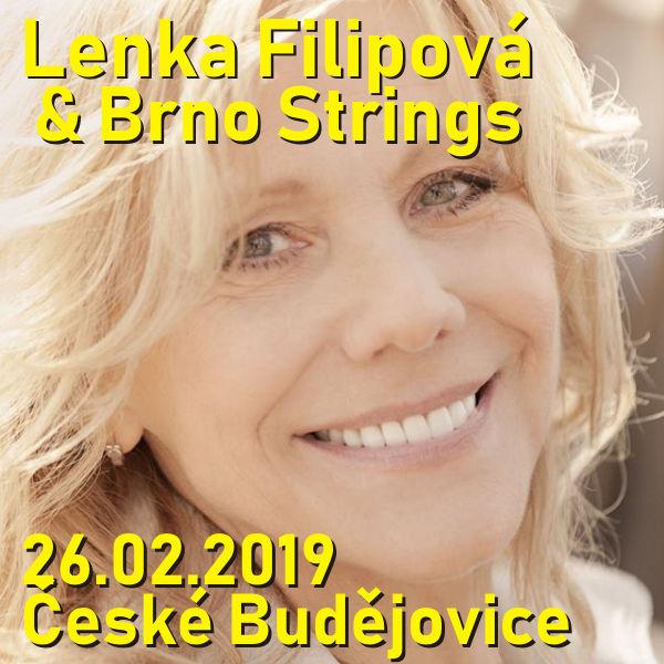 LENKA FILIPOVÁ a smyčcový oktet BRNO STRINGS