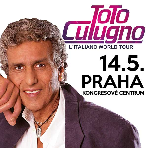 TOTO CUTUGNO - L´ITALIANO WORLD TOUR