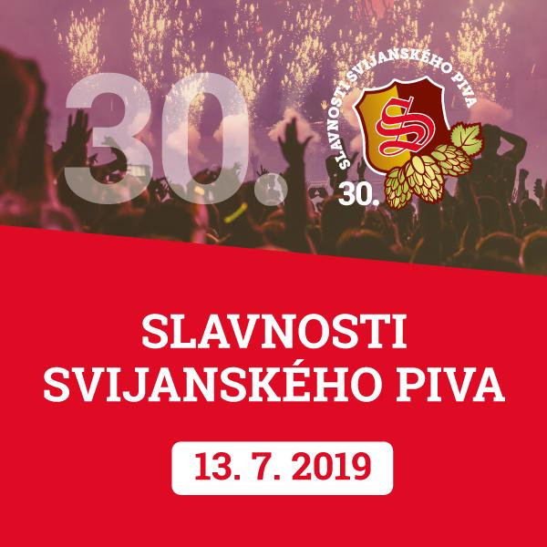 SLAVNOSTI SVIJANSKÉHO PIVA 2019