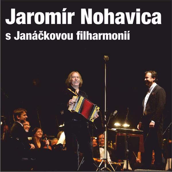 Jaromír Nohavica s Janáčkovou filharmonií Ostrava