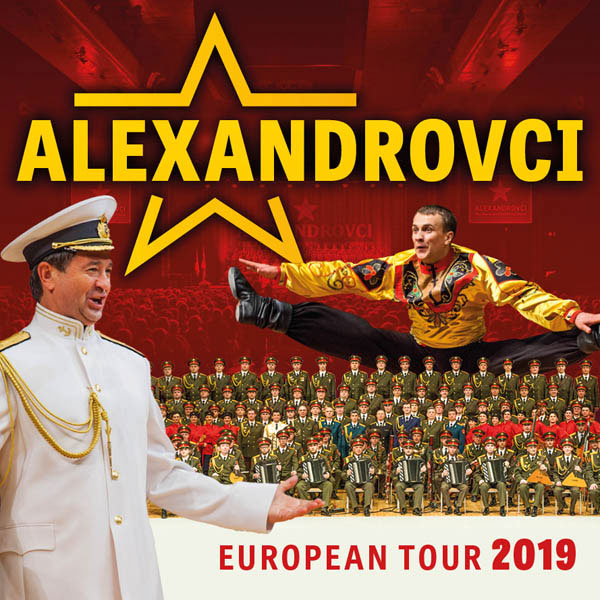 ALEXANDROVCI - European Tour 2019  85681bb29d9