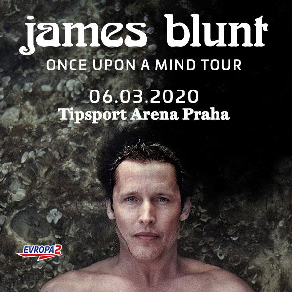 James Blunt Europe Tour 2020