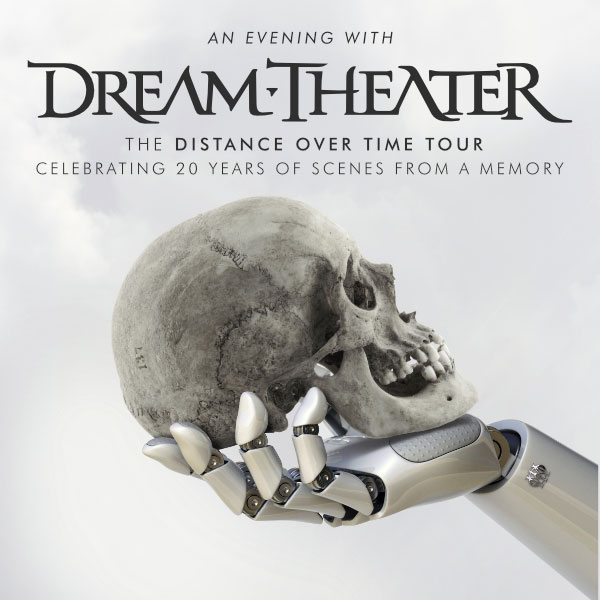 DREAM THEATER - VIP PACKAGE